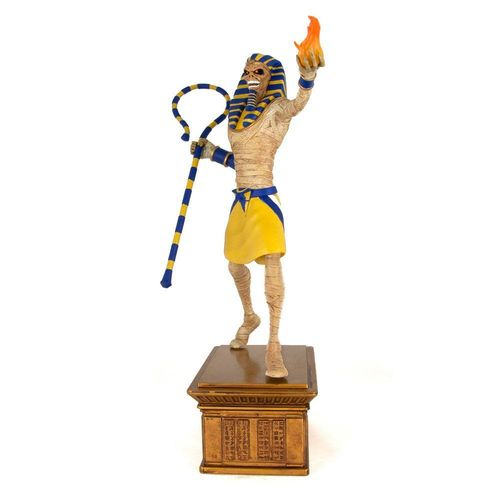Iron Maiden Legacy of the Beast PVC Statue 1/10 Powerslave Eddie 30 cm